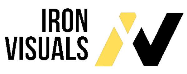 Iron Visuals Marketing Logo
