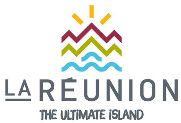 Reunion Tourism Logo